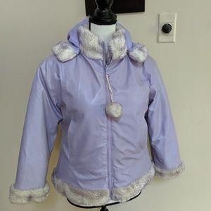 Reversible Heavy Coat